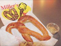 《フィリー 》ミラーズツイストのプレッツェルがおすすめ!